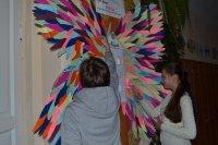флешмоб «На крилах мрії»